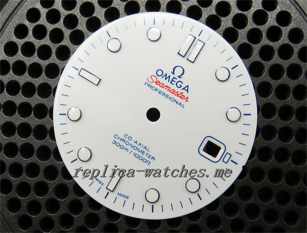 Replica Omega Watches Seamaster dial