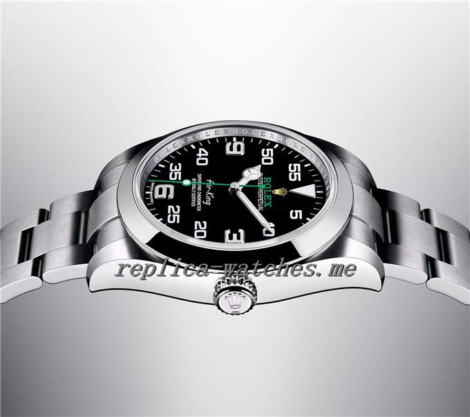 Fake Rolex Air king 116900-2