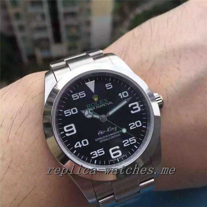 Replica Rolex Air king 116900-3