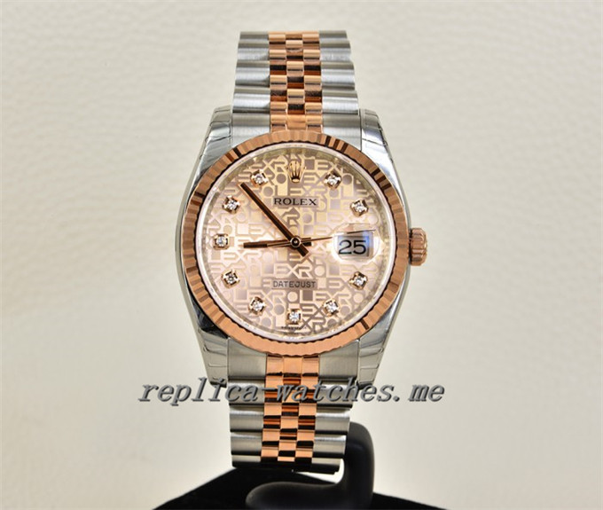 Replica Rolex Datejust 116201