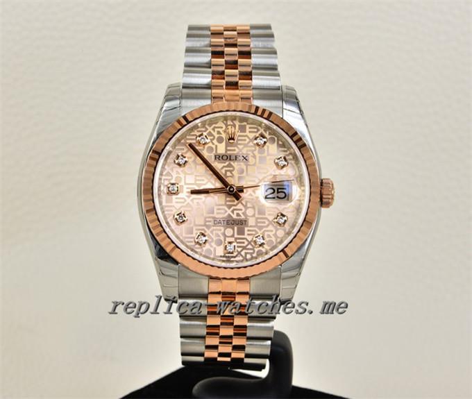 Replica Rolex Datejust 116201