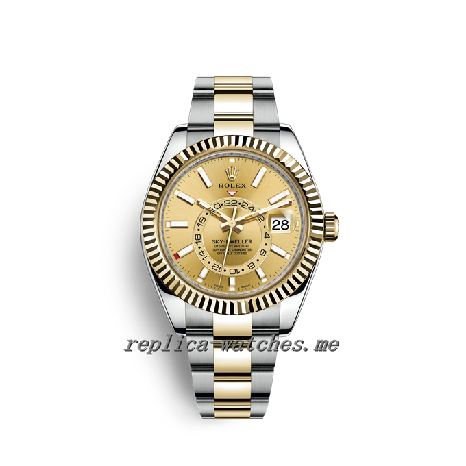 Replica Rolex Sky Dweller m326933